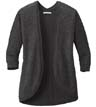 LSW416 - Ladies' Marled Cocoon Sweater